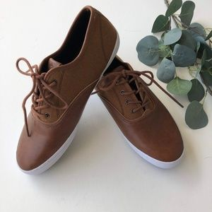 NWOT ALDO Faux Leather Sneakers